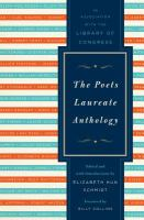 Cover image for The poets laureate anthology