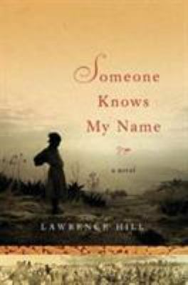 Cover image for Someone knows my name