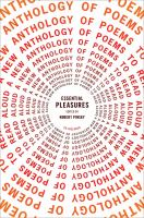 Cover image for Essential pleasures : a new anthology of poems to read aloud