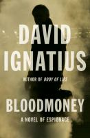 Cover image for Bloodmoney : a novel