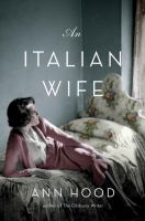 Cover image for An Italian wife