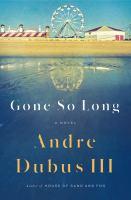 Cover image for Gone so long : a novel