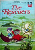 Cover image for The Rescuers.