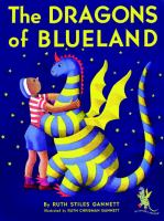 Cover image for The dragons of Blueland