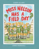 Cover image for Miss Nelson has a field day