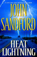 Cover image for Heat lightning
