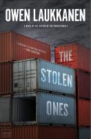 Cover image for The stolen ones