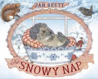 Cover image for The snowy nap