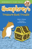 Cover image for Humphrey's treasure hunt trouble