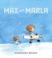 Cover image for Max and Marla