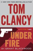 Cover image for Tom Clancy under fire