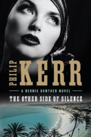 Cover image for The other side of silence