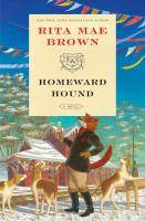 Cover image for Homeward hound : a novel