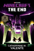 Cover image for Minecraft : the end