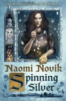 Cover image for Spinning silver