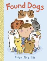Cover image for Found dogs
