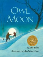 Cover image for Owl moon