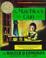 Cover image for The matchlock gun