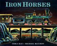Cover image for Iron horses
