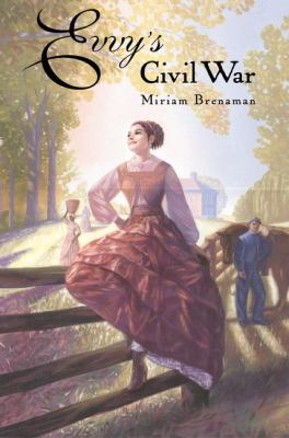 Cover image for Evvy's Civil War