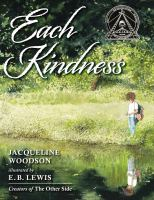 Cover image for Each kindness