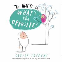 Cover image for The Hueys in what's the opposite?