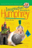 Cover image for Imagination according to Humphrey