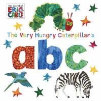 Cover image for The very hungry caterpillar's ABC book