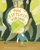 Cover image for The littlest Viking