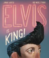 Cover image for Elvis is king!
