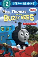 Cover image for Thomas & friends buzzy bees