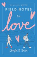 Cover image for Field notes on love