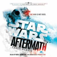 Cover image for Star wars aftermath
