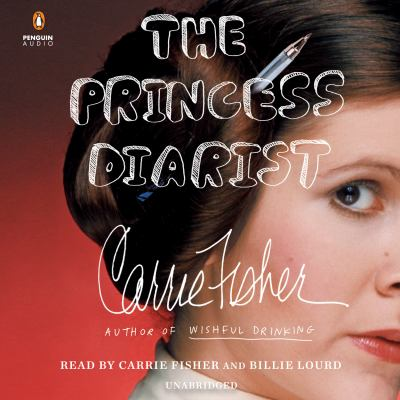 Cover image for The princess diarist