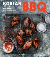Cover image for Korean BBQ : master your grill in seven sauces