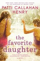 Cover image for The favorite daughter
