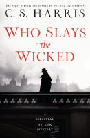 Cover image for Who slays the wicked