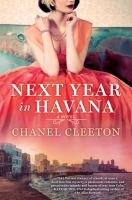 Cover image for Next year in Havana : a novel