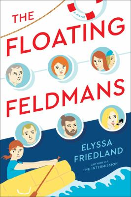 Cover image for The floating Feldmans