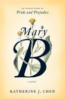 Cover image for Mary B : a novel