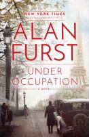 Cover image for Under occupation : a novel
