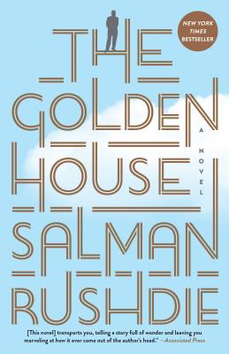 Cover image for The golden house : a novel