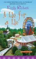 Cover image for A lie for a lie
