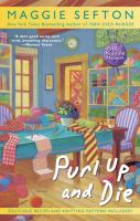 Cover image for Purl up and die