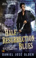 Cover image for Half-resurrection blues
