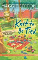 Cover image for Knit to be tied
