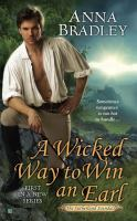 Cover image for A wicked way to win an earl