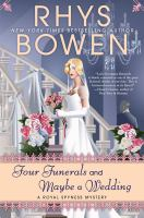 Cover image for Four funerals and maybe a wedding