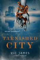 Cover image for Tarnished city