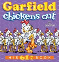 Cover image for Garfield chickens out